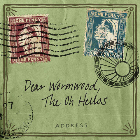 The Oh Hellos: Dear Wormwood Vinyl LP