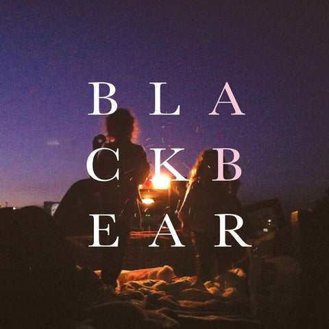 Andrew Belle: Black Bear Vinyl LP