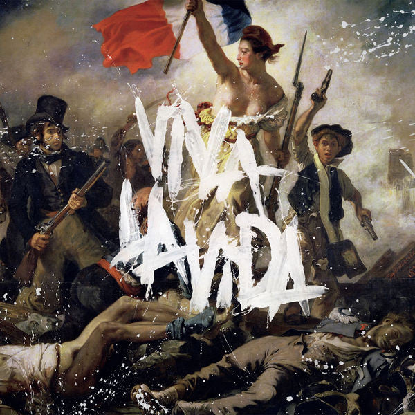 Coldplay: Viva la Vida Vinyl LP