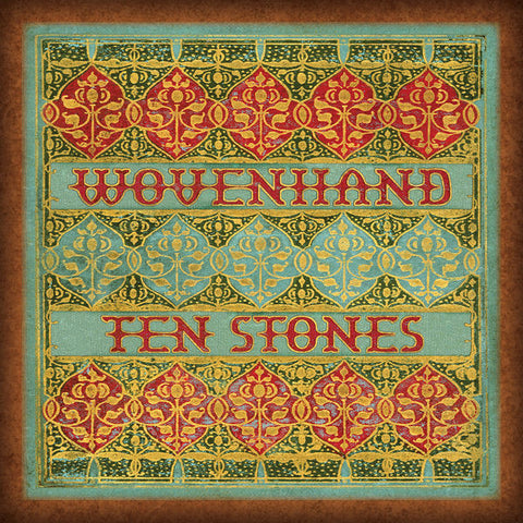 Wovenhand: Ten Stones Vinyl LP