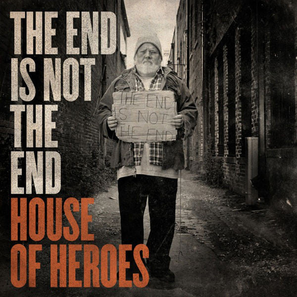 House of Heroes: The End Is Not The End CD