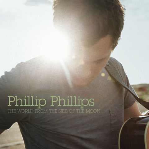 Phillip Phillips: World from the Side of the Moon CD