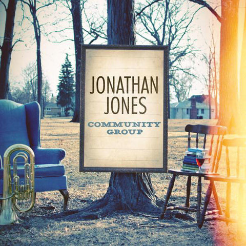 Jonathan Jones: Community Group CD
