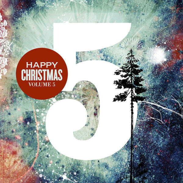 Various Artists: Happy Christmas Vol. 5 CD