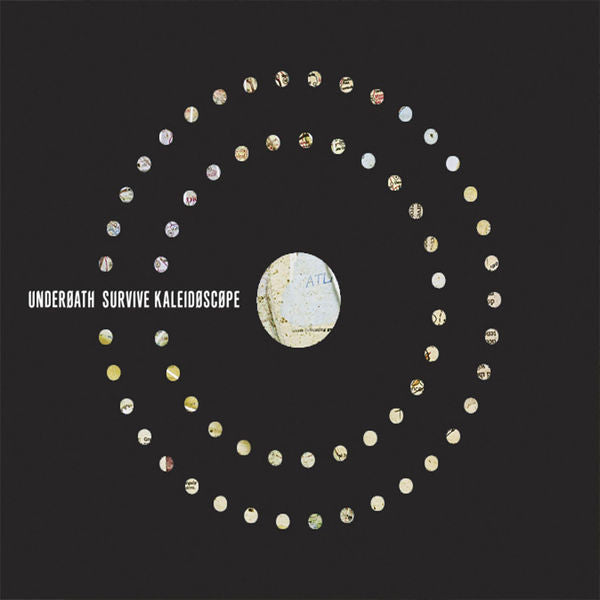 Underoath: Survive Kaleidoscope CD/DVD
