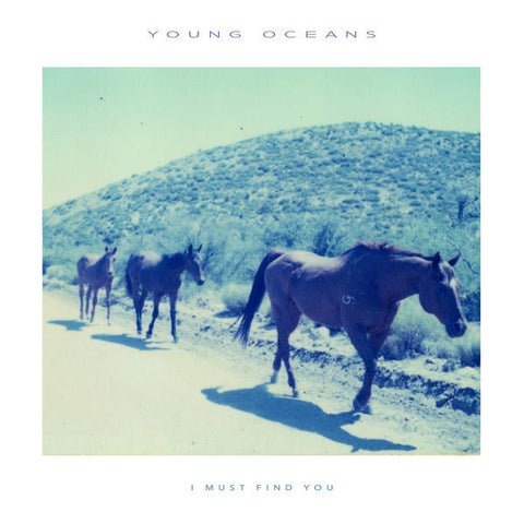 Young Oceans: I Must Find You CD