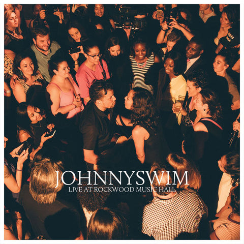 Johnnyswim: Live At Rockwood Music Hall CD