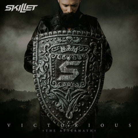 Skillet: Victorious - The Aftermath CD