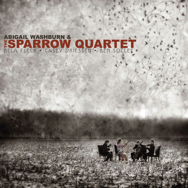 Abigail Washburn & The Sparrow Quartet: Abigail Washburn & The Sparrow Quartet CD