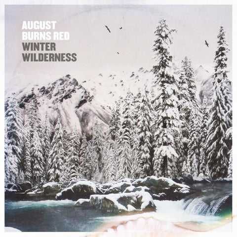 "August Burns Red: Winter Wilderness 10"" Vinyl"