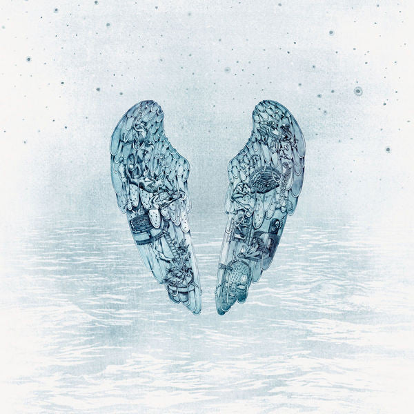 Coldplay: Ghost Stories Live 2014 CD/DVD