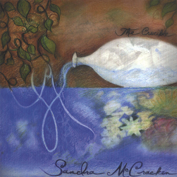 Sandra McCracken: The Crucible CD