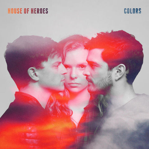 House of Heroes: Colors CD