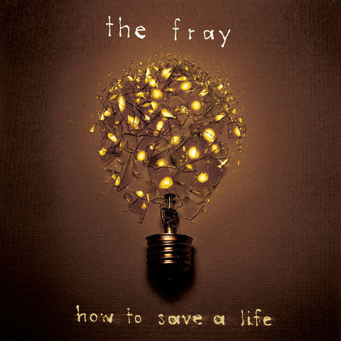 The Fray: How To Save A Life Vinyl LP