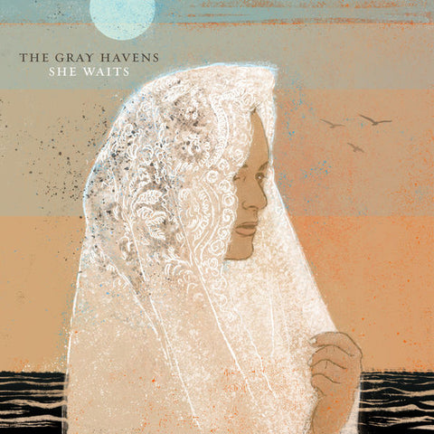 The Gray Havens: She Waits CD