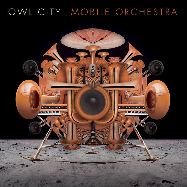 Owl City: Mobile Orchestra CD