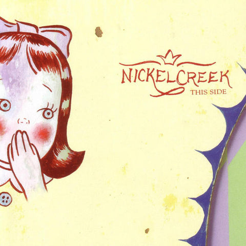 Nickel Creek: This Side Vinyl LP