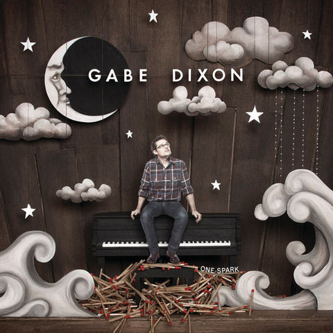 Gabe Dixon: One Spark CD