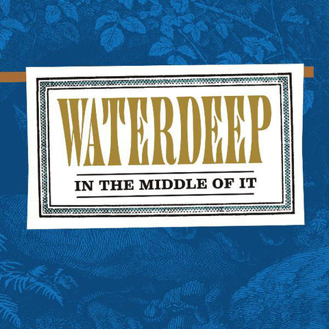 Waterdeep: In The Middle of It CD