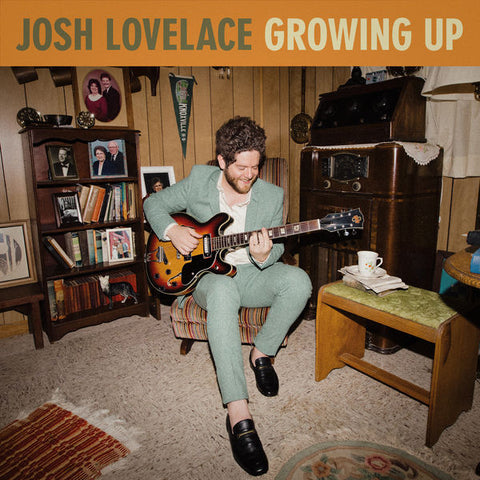 Josh Lovelace: Growing Up CD