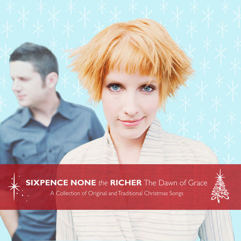 Sixpence None The Richer: The Dawn Of Grace Christmas CD