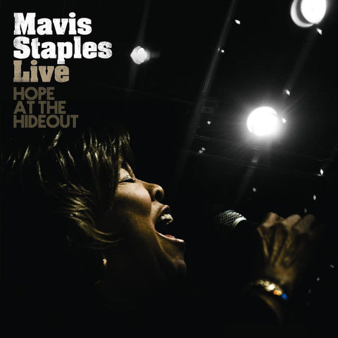 Mavis Staples: Live: Hope at the Hideout CD