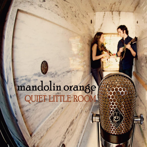 Mandolin Orange: Quiet Little Room CD