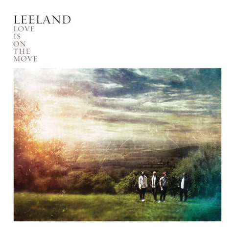 Leeland: Love Is On The Move CD