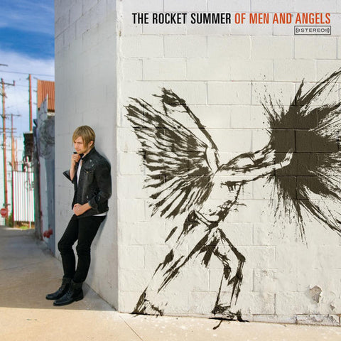 The Rocket Summer: Of Men & Angels CD