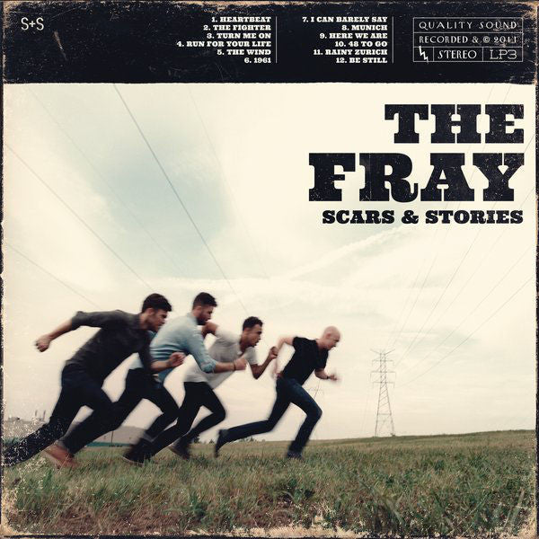 The Fray: Scars & Stories CD