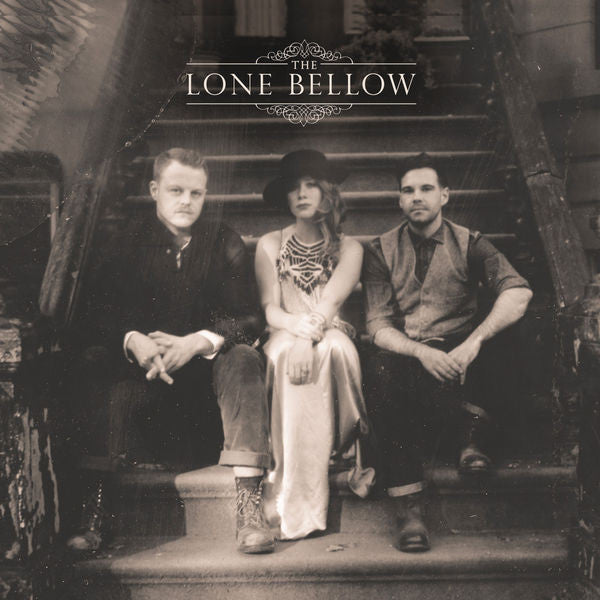 The Lone Bellow: The Lone Bellow CD