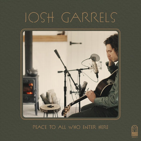 Josh Garrels: Peace To All Who Enter Here CD