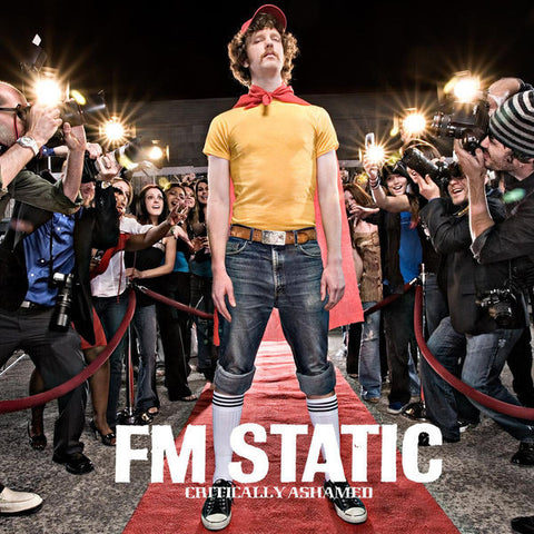 FM Static: Critically Ashamed CD