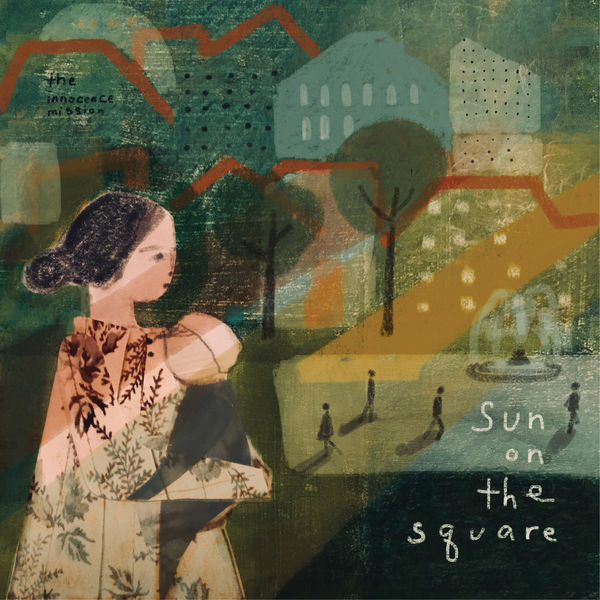 The Innocence Mission: Sun On The Square Limited Edition Vinyl LP
