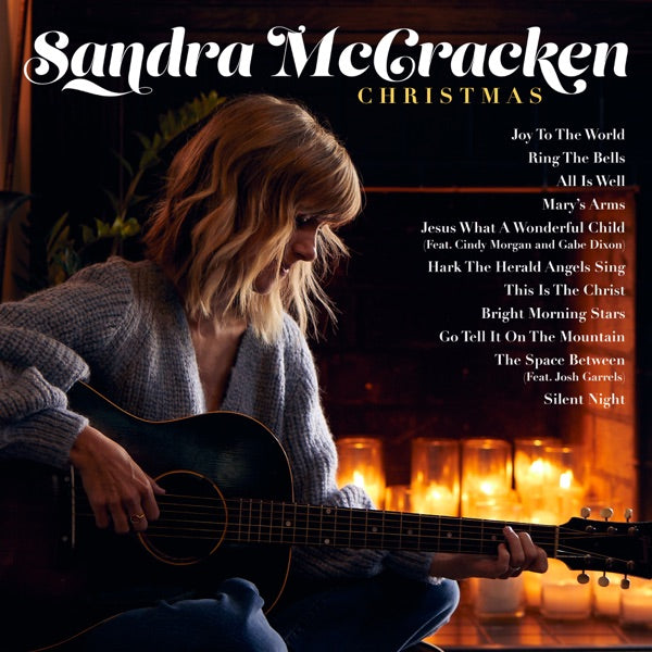 Sandra McCracken: Christmas CD