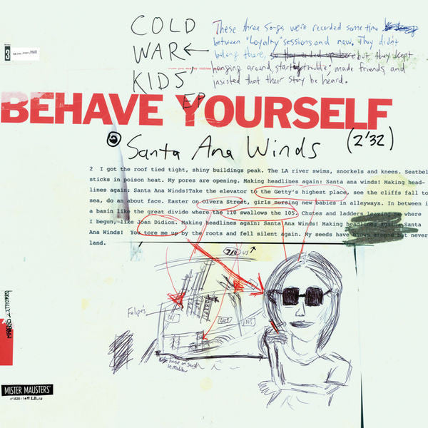Cold War Kids: Behave Yourself EP