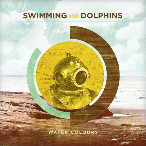 Swimming With Dolphins: Water Colours CD