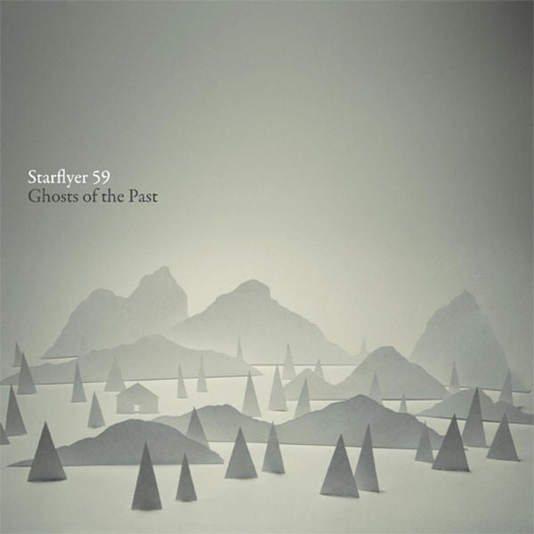 Starflyer 59: Ghosts Of The Past CD