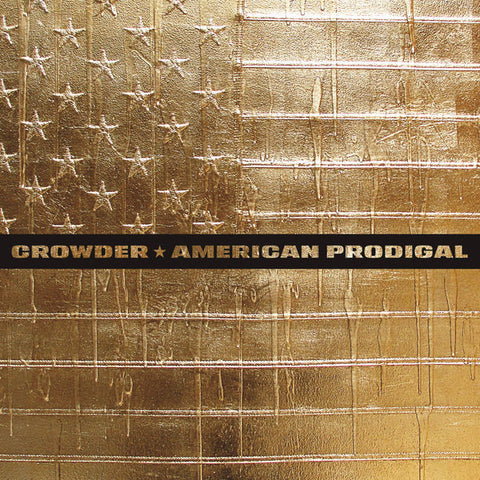 Crowder: American Prodigal CD