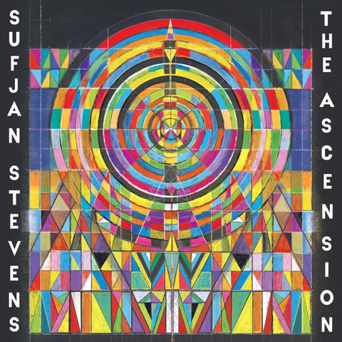 Sufjan Stevens: The Ascension Vinyl LP (Indie Exclusive - Clear)