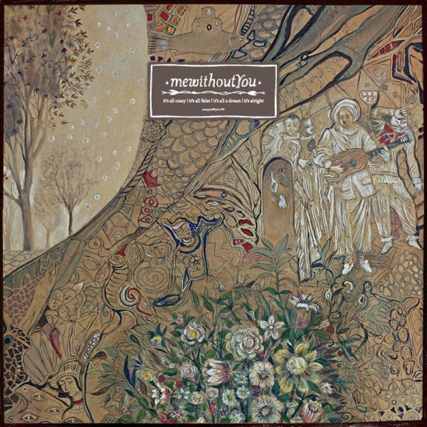 mewithoutyou: Crazy...False...Dream Vinyl LP