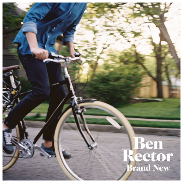 Ben Rector: Brand New CD