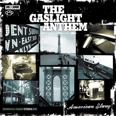 The Gaslight Anthem: American Slang Vinyl LP