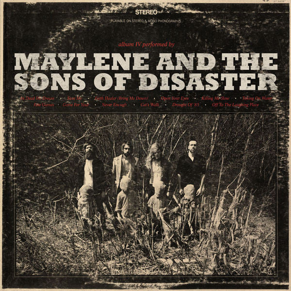 Maylene & The Sons of Disaster: IV CD