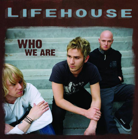 Lifehouse: Who We Are CD