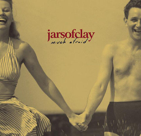Jars Of Clay: Much Afraid CD