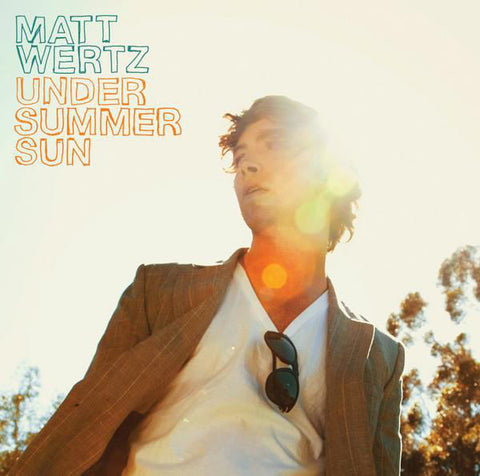 Matt Wertz: Under Summer Sun CD
