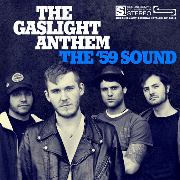 The Gaslight Anthem: The '59 Sound CD