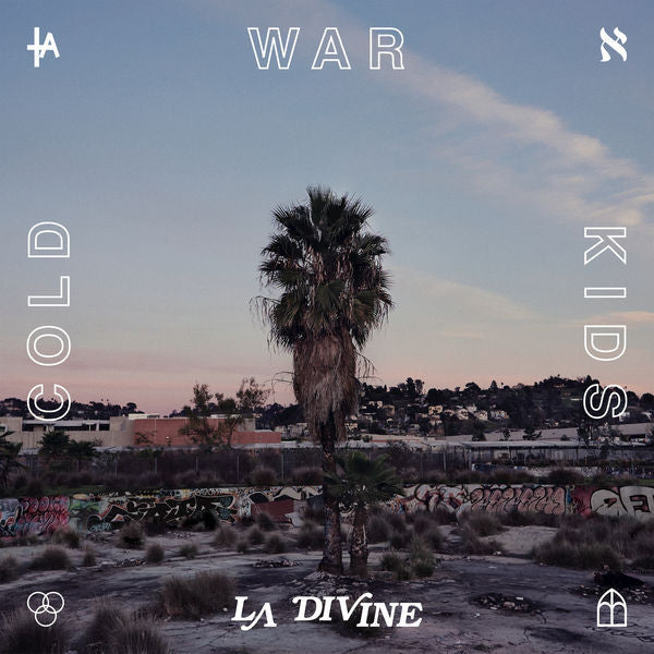 Cold War Kids: LA Divine CD