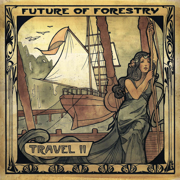 Future of Forestry: Travel II CD